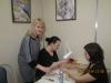 Занятия по маникюру,преподаватель Светлана Сигова